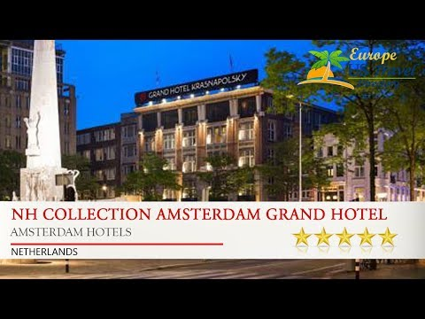 NH Collection Amsterdam Grand Hotel Krasnapolsky - Amsterdam Hotels, Netherlands