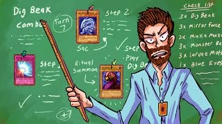 learning with shady bad vs good decks   yugioh duel links mobile pvp w shadypenguinn