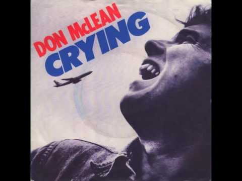 DON MCLEAN - CRYING - VINYL