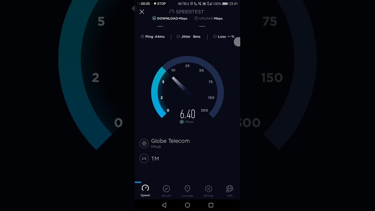 Speed Test Tm Easy Plan Internet Speed Youtube