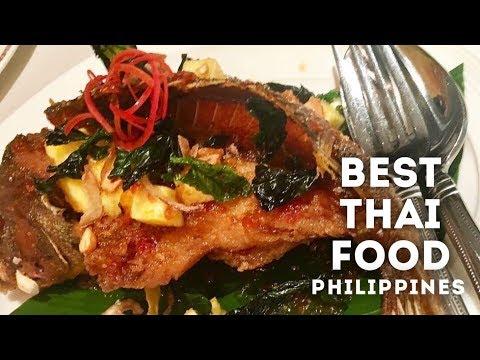 Best Thai Food in Manila | RESTAURANTS | PHILIPPINES TOURIST SPOTS