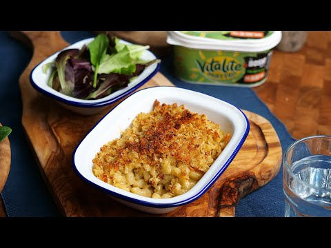 ULTIMATE VEGAN MAC AND CHEESE