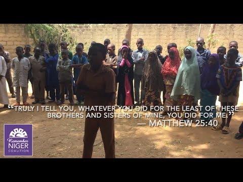 Remember Niger Coalition 2017