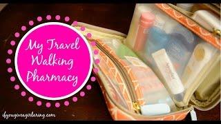 Travel Walking Pharmacy :: Travel Emergency Kit Thumbnail