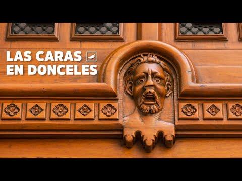 De miedo: las escalofriantes caras de Donceles 😱   CHILANGO