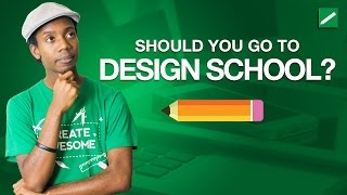 Should You Go To College For Graphic Design? Video