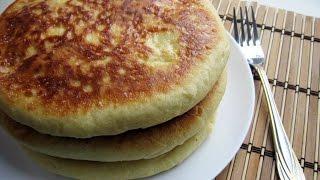 Хачапури с сыром / Очень вкусно и сытно / Простой пошаговый рецепт