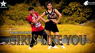 Girls Like You | Maroon 5 ft. Cardi B | Dance Choreography