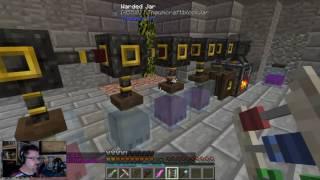 outer lands thaumcraft video, outer lands thaumcraft clip