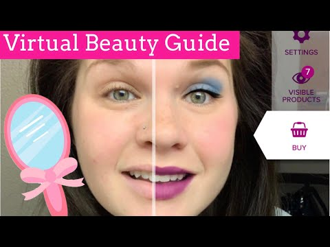 Younique's Beauty Guide - Try On Make Up ONLINE!
