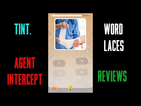 tint. - Agent Intercept - Word Laces Reviews (Apple Arcade)