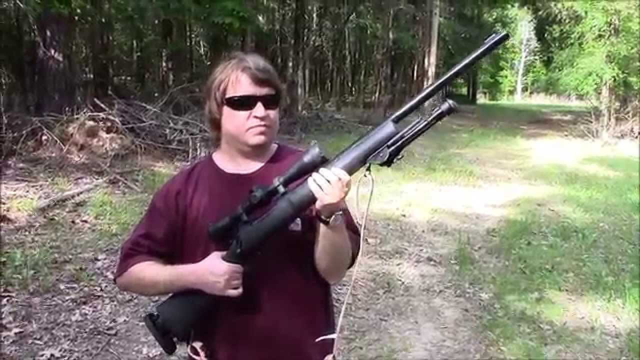 Remington M24 SWS Rifle (Factory Rebuild) Review - YouTube 69c815bfe5