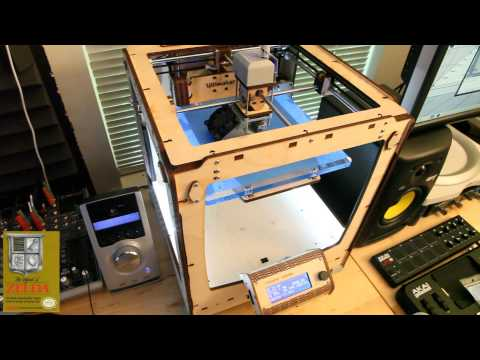 Playing Zelda Theme song on Ultimaker 3D Printer stepper motors  Suck it floppy drives!