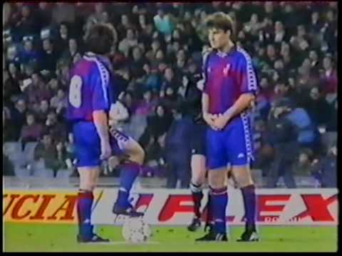 Barcelona - Werder. Super Cup-1992(2) (2-1)