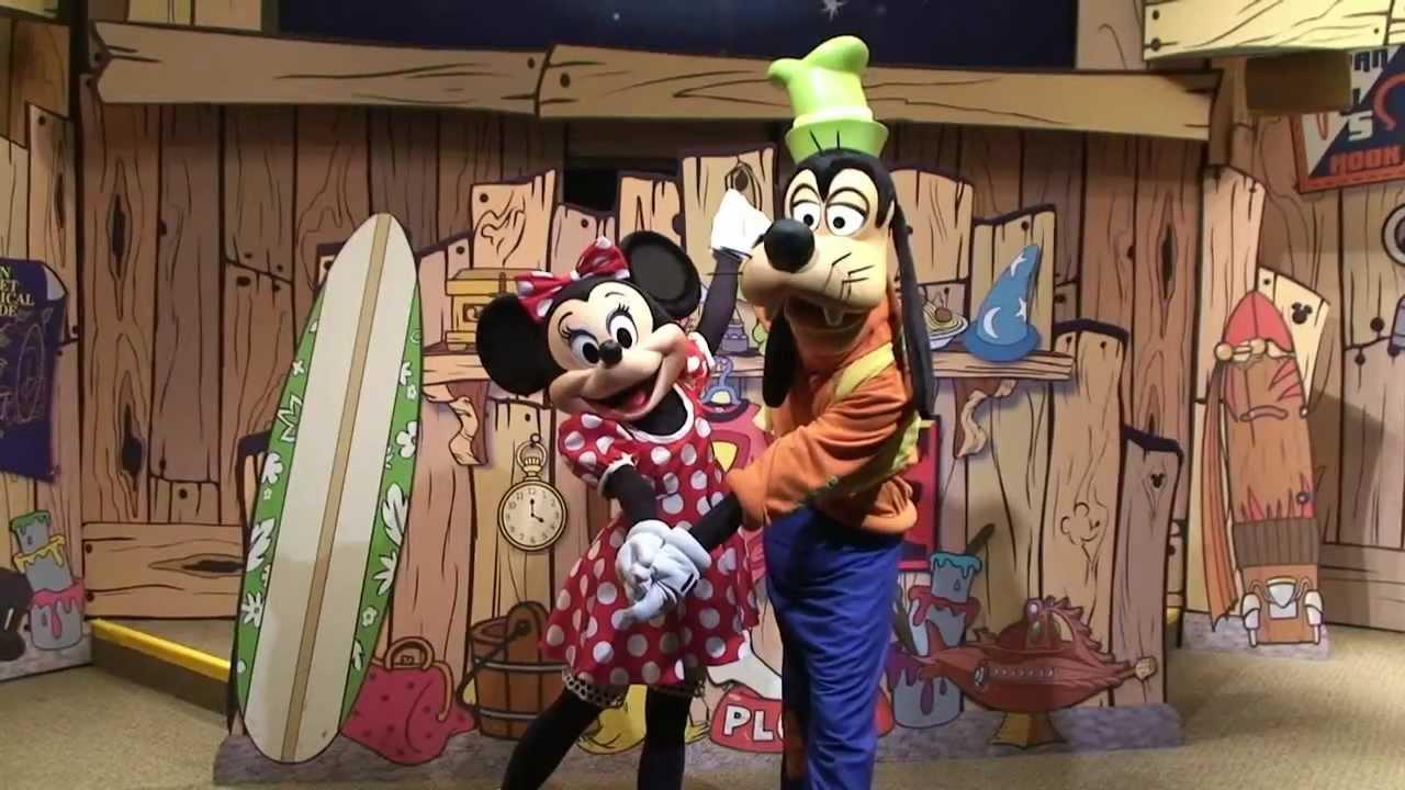 Goofy and minnie disney visa meet and greet at epcot walt disney goofy and minnie disney visa meet and greet at epcot walt disney world m4hsunfo Choice Image