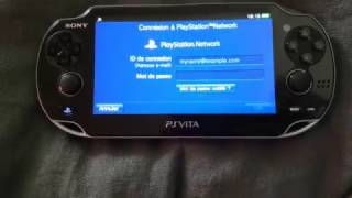 Spoofing PS Vita 3.63 3.61 3.65 3.60 downgrade firmware