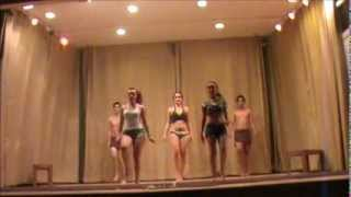 Played Alive (The bongo song) Choreography - Camping los Herrenes 2013