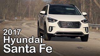 2017 Hyundai Santa Fe Review: Curbed with Craig Cole