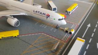 Video My Latam collection scale 1/400 download MP3, 3GP, MP4, WEBM, AVI, FLV Agustus 2018
