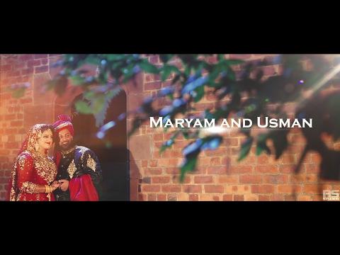 Pakistani Grand Wedding Trailer - Maryam & Usman