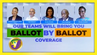 Decision 2020: Jamaica Vote Election Day Coverage Live