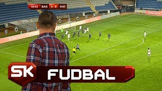 Kamerman Sport Kluba Upao u Prenos Utakmice | SPORT KLUB Fudbal