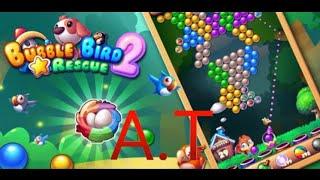 Bubble Bird Rescue 2 - Shoot - Shoot bubbles to rescue the trapped baby birds. screenshot 1