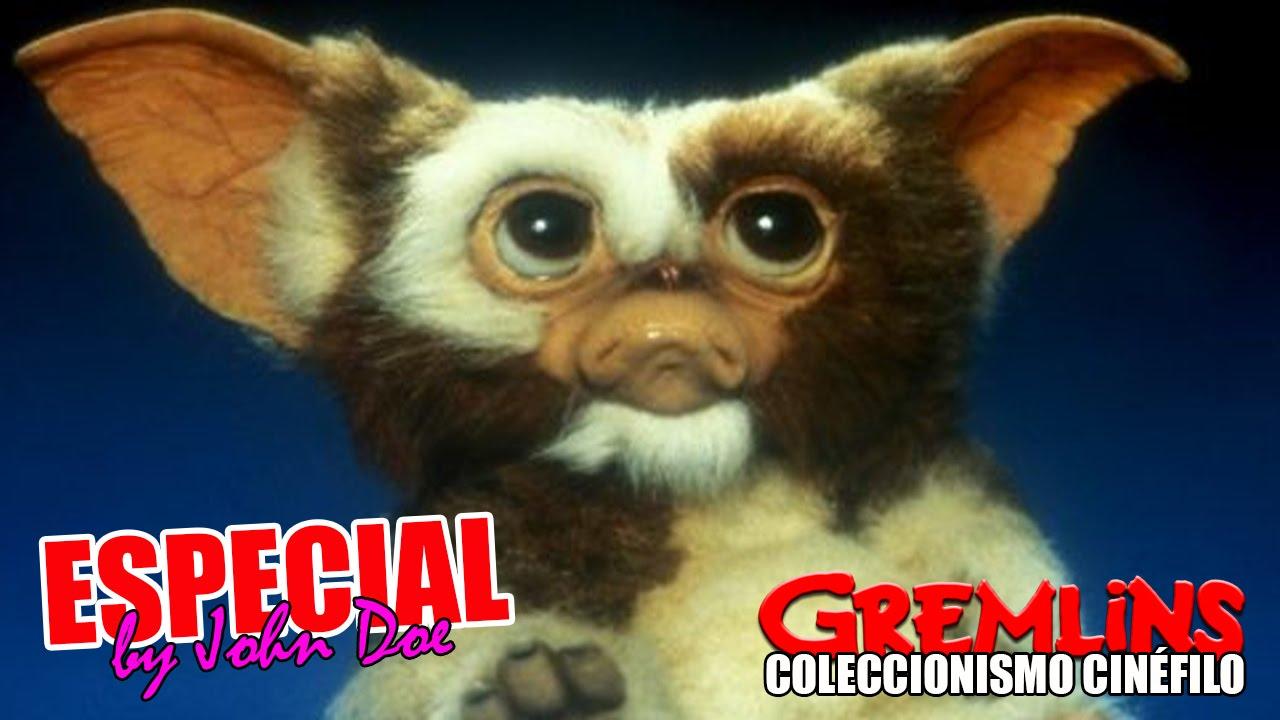 Ver Gizmo & Gremlins – 1984 – Coleccionismo cinéfilo – CRÍTICA – REVIEW – John Doe – Prop Replica en Español