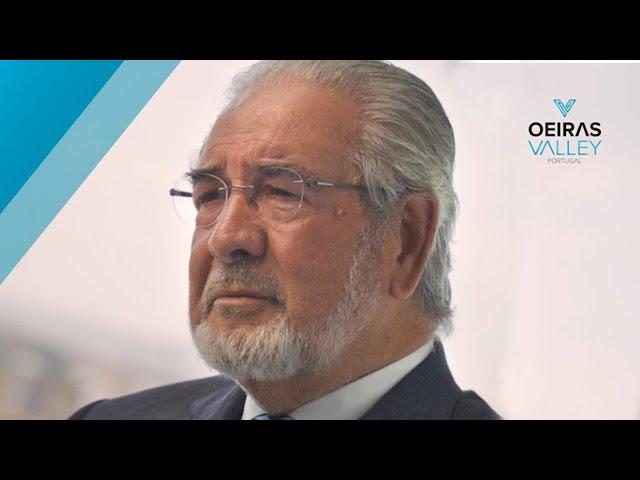 Entrevista a Isaltino Morais   O que distingue Oeiras Valley