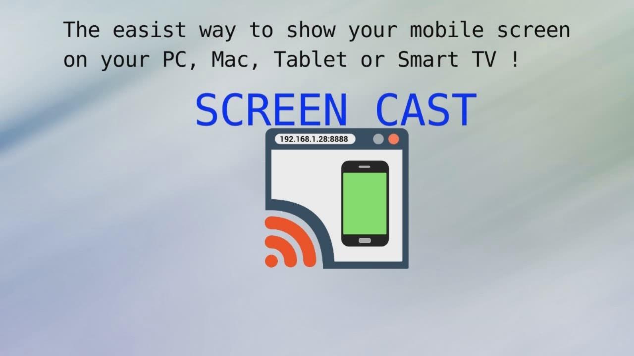 Screencast For Pc