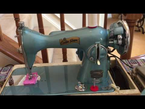 Japanese Class 15 Sewing Machine