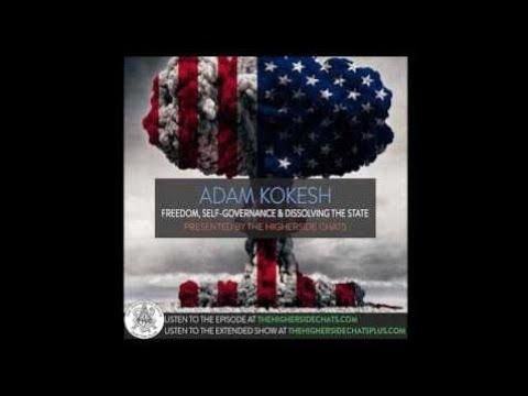 Adam Kokesh | Freedom, Self-governance, & Dissolving The State - THC
