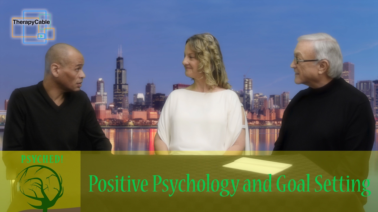 PSYCHED!  Positive Psychology and Goal Setting
