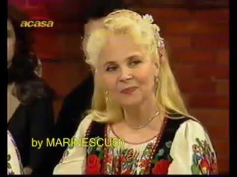 Maria Cornescu - Sa iubiti copiii (Acasa la romani - Acasa TV - 2000)