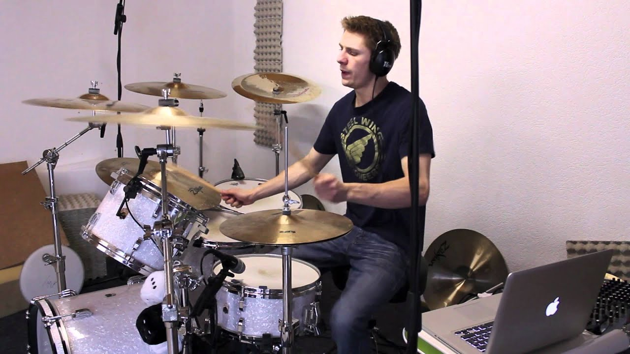 Green Day Burnout Drum Cover Youtube