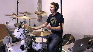 Green Day Burnout Drum Cover