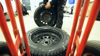 Cordiant winter tyres test