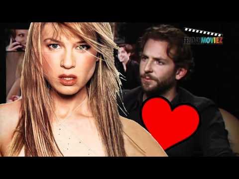 Bradley Cooper Just Loves Renee Zellweger!! HQ