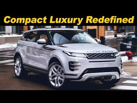 2020 Land Rover Range Rover Evoque First Look