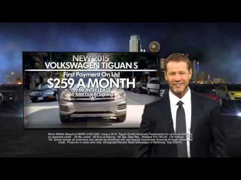 Save, save, save at Randall Reed VW of McKinney, Texas