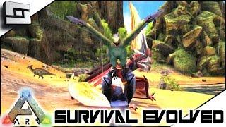 ARK: Survival Evolved - TAPEJARA and ARCHAEOPTERYX! Spotlight