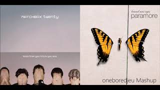 Unbored - Matchbox Twenty vs. Paramore (Mashup)