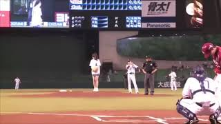 2013年6月26日 西武ドーム「西武×楽天」戦.