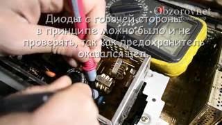 Ремонт видеомагнитофона TELEFUNKEN или вспомнить прошлое
