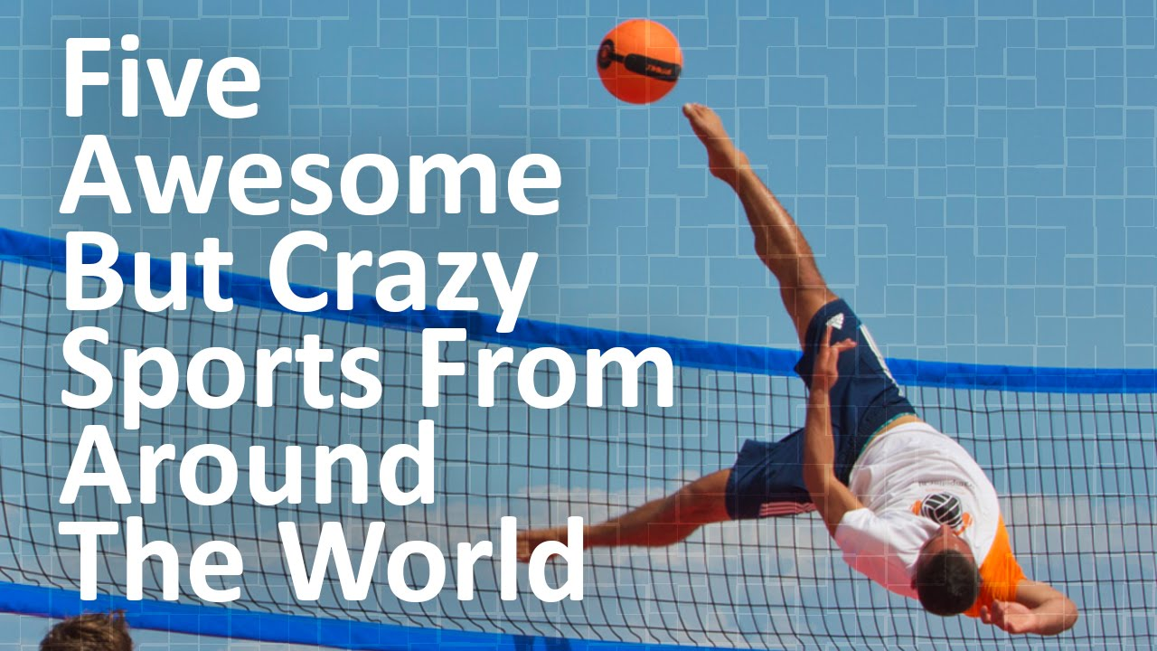 Five Awesome But Crazy Sports From Around The World  YouTube