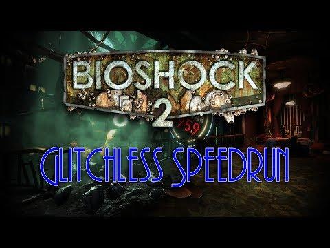 Bioshock 2 Speedrun | Bioshock 2 Speedrun Playthrough No Glitches, Skips or Exploits! (PS4)