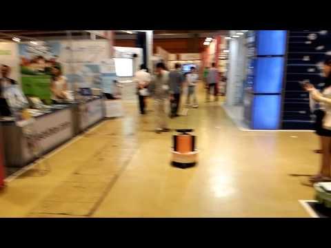 Eddie Robot Globe X Guider