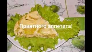 Запеканка из кабачков с сыром в мультиварке, рецепт кабачковой запеканки