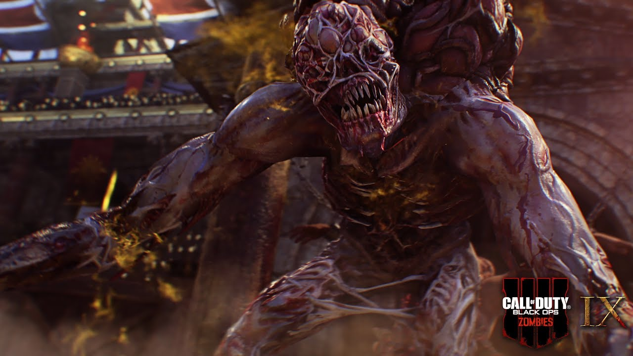 Only 1 Disappointment - My Honest Opinion of BO4 Zombies & The Map IX (Nine)