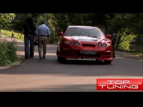 Tuning Hyundai Coupe RD2  Tiburon - VeilSide Body Kit - Obves